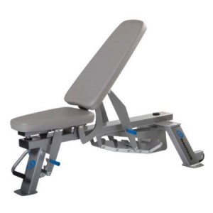 Nautilus 0-90 Degree Adjustable Utility Bench - New