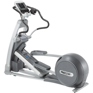Precor EFX 546i Elliptical Experience - Premium Certified Pre-Owned