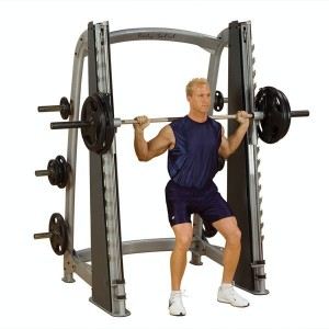 Body Solid Pro Clubline Counter-Balanced Smith Machine - New
