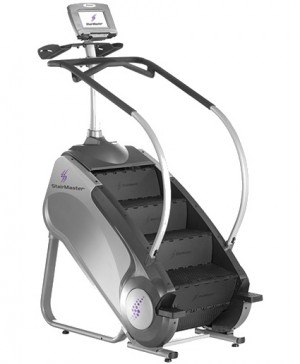 StairMaster® StepMill® SM5 TSE-1 Touch Screen Entertainment Console - Premium Certified Pre-Owned