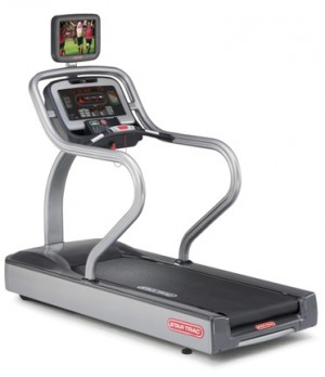 Star Trac E-TRXi Treadmill With T.V.- Premium Certified Pre-Owned