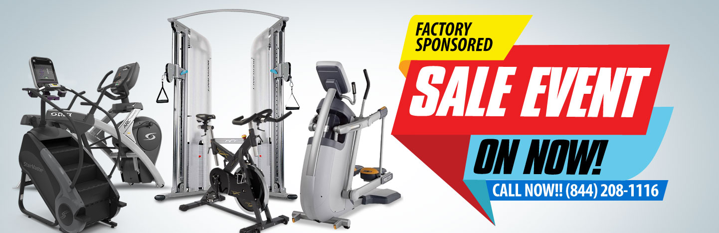Factory Sponsored Sale Event
