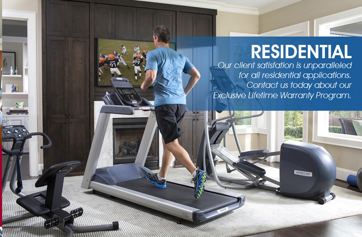 Residential Fitness Equipment